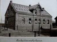 Arbeiterwohnhaus Type II ©Historische Ges. Bottrop