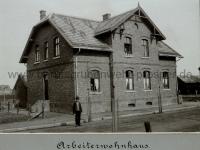 Arbeiterwohnhaus Type III ©Historische Ges. Bottrop