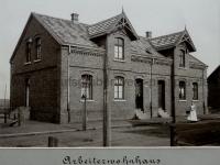 Arbeiterwohnhaus Type IV ©Historische Ges. Bottrop