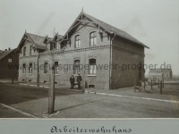 Arbeiterwohnhaus Type VII ©Historische Ges. Bottrop