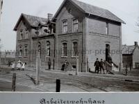 Arbeiterwohnhaus Type I ©Historische Ges. Bottrop