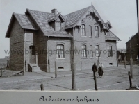 Arbeiterwohnhaus Type VI ©Historische Ges. Bottrop