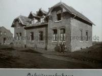 Arbeiterwohnhaus Type IX ©Historische Ges. Bottrop